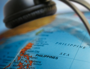 An image of the globe symbolizing BPO in the Philippines is like no other