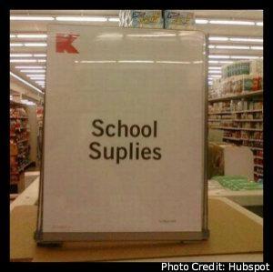 Kmart signage