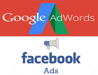 Google AdWords and Facebook Ads Logo