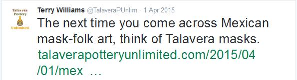 Terry Williams' tweet
