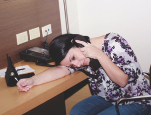old VA falling asleep: 1 of 8 signs you need a new virtual assistant