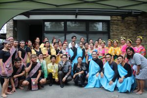 FilWeb Asia's Career Development Department dresses up for Buwan ng Wika