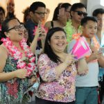 FilWeb Asia Marks Its 17th Anniversary with a Luau Party
