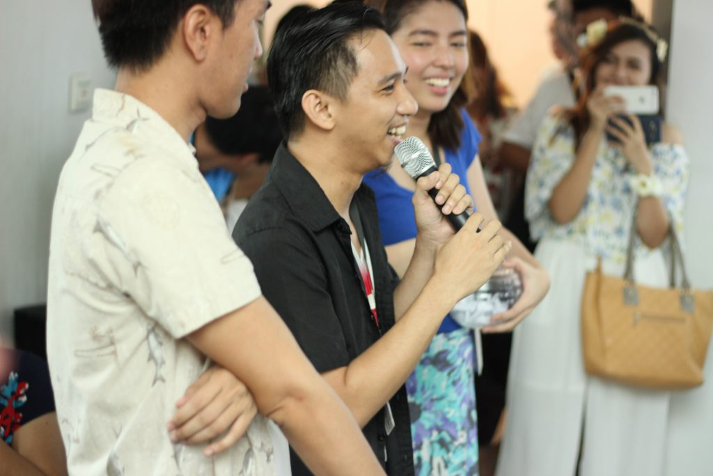FilWeb Asia - Game Participant (Gab Lebue)