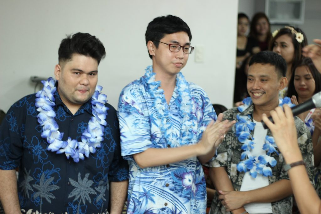 FilWeb Asia - Best Dressed Male Employees #1