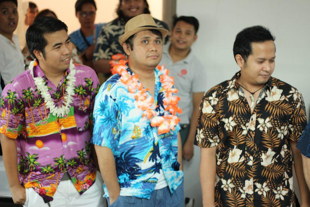 FilWeb Asia - Best Dressed Male Employees #2