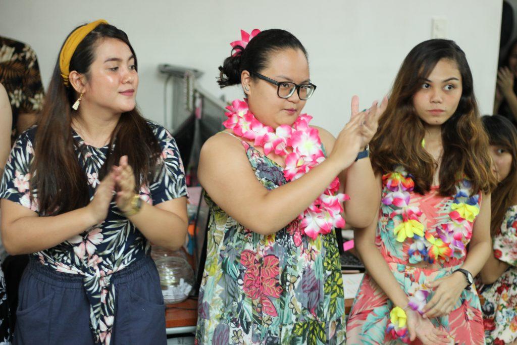FilWeb Asia - Best Dressed Female Employees #1