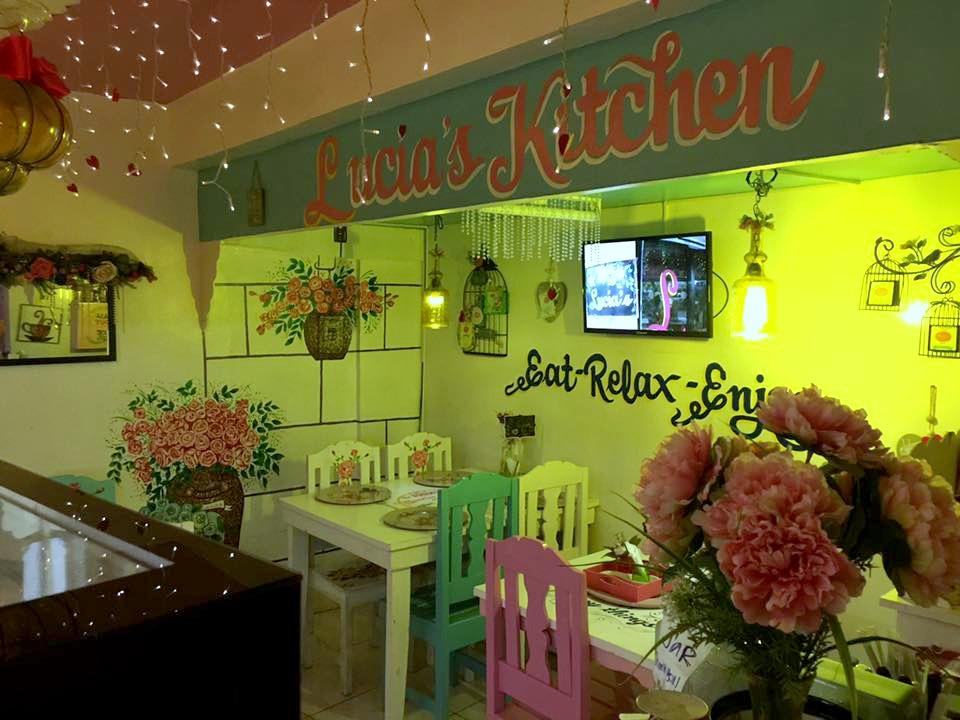 Inside Lucias Kitchen