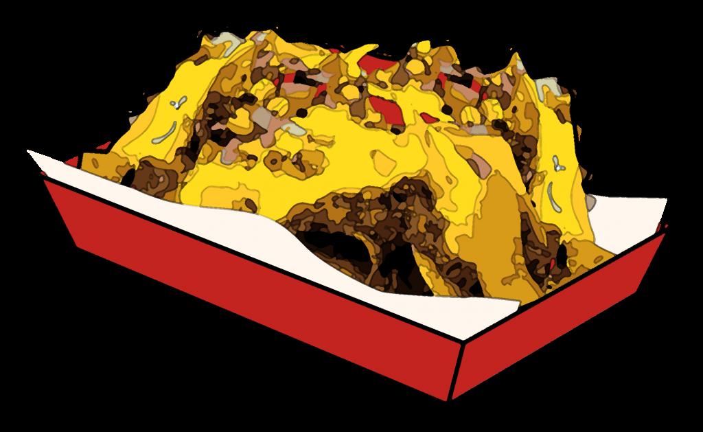 Discontinued Fast Food Items: Jollibee Cheesy Fries Nacho Festival