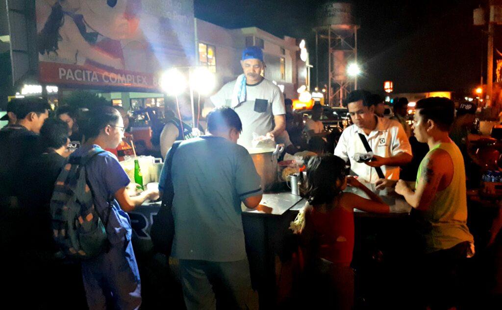 Kabayan Pares in Pacita San Pedro
