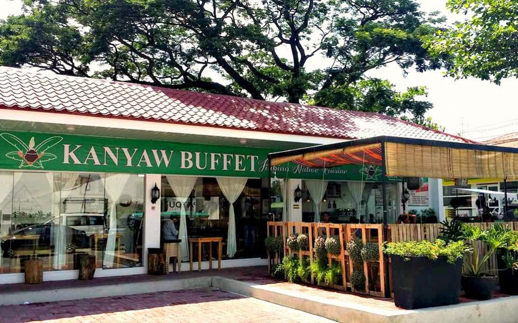 Kanyaw Buffet Eat All U Can