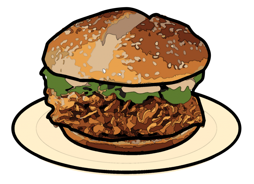 Discontinued Fast Food Items: McDonalds Chicken McSpicy