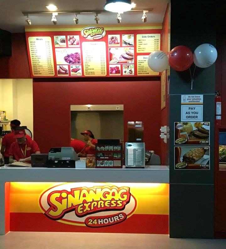 Sinangag Express Pacita