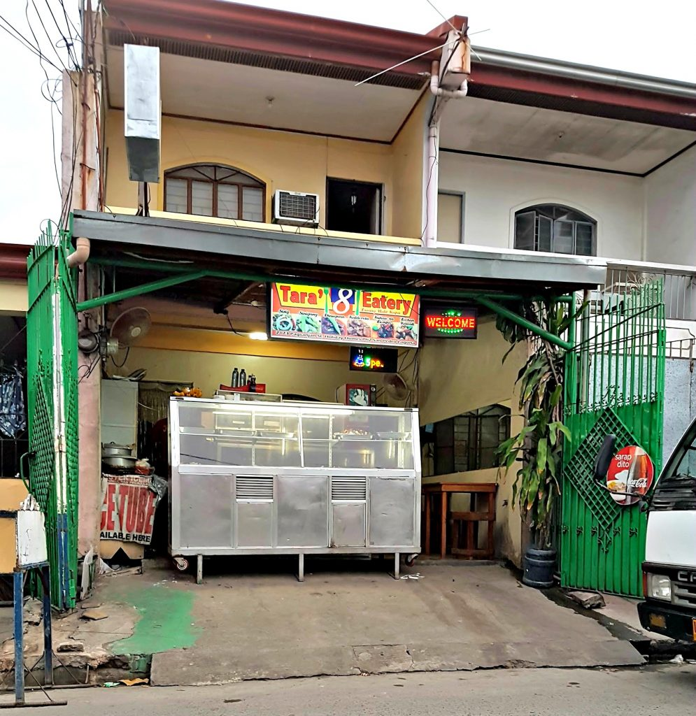 Tara' 8 Eatery in Holiday Homes San Pedro Laguna