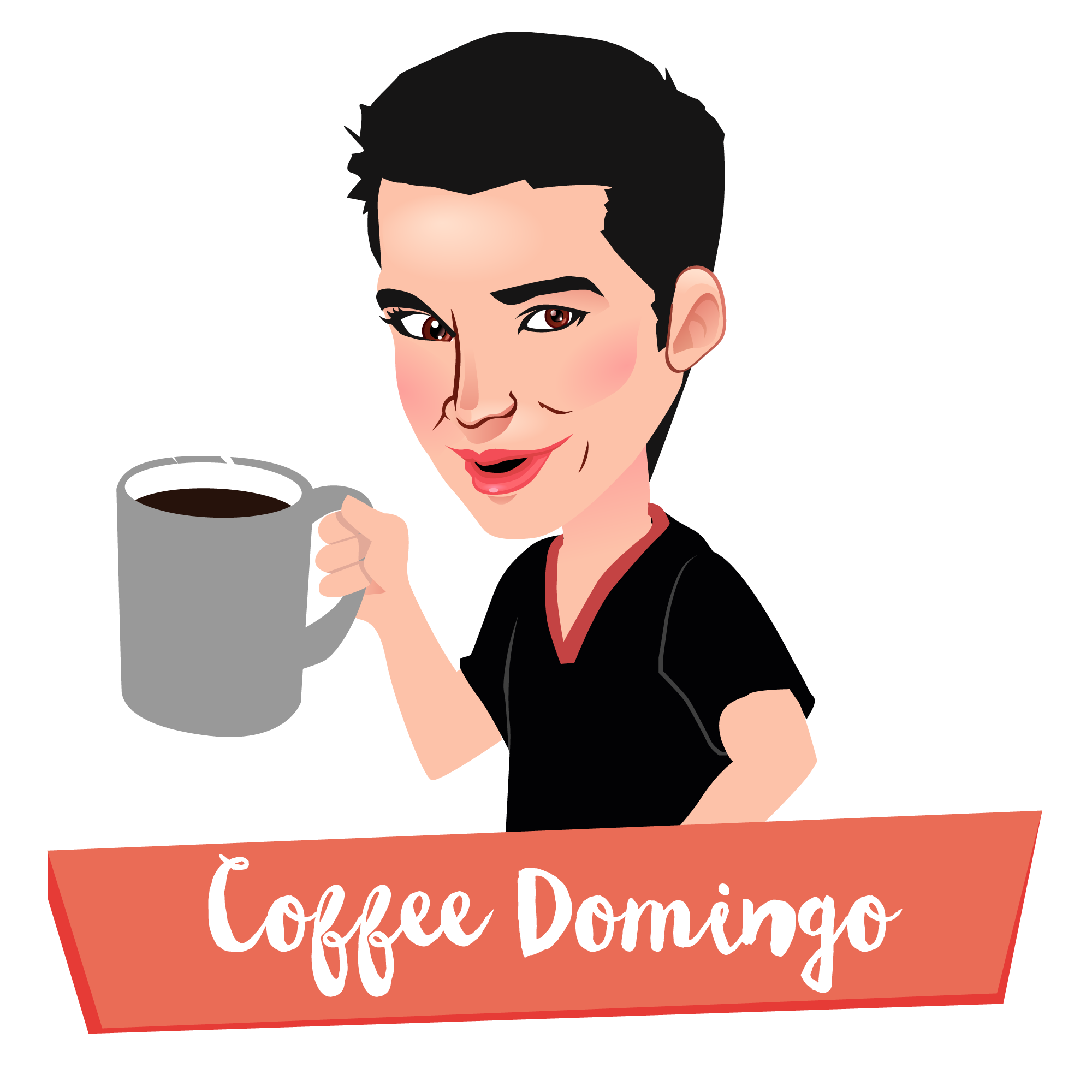 10 uri ng empleyadong pinoy Coffee Domingo