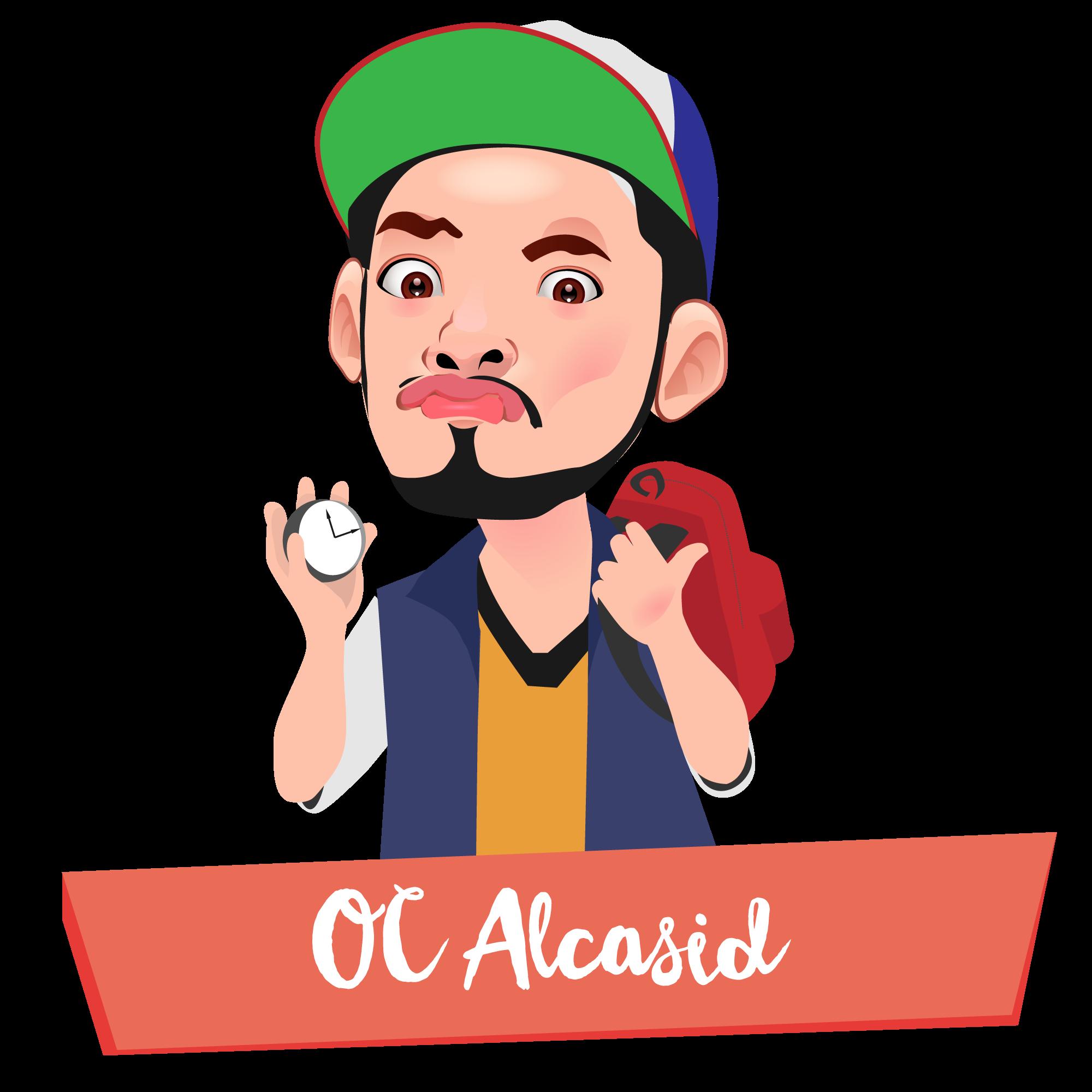 10 Uri ng Empleyado_OC Alcasid