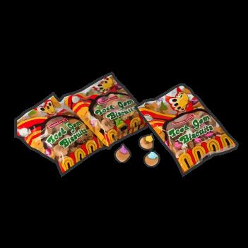 Popular 90s Kids Snacks - Iced Gems