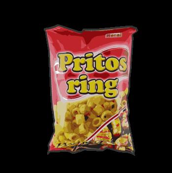 Popular 90s Kids Snacks - Pritos Ring