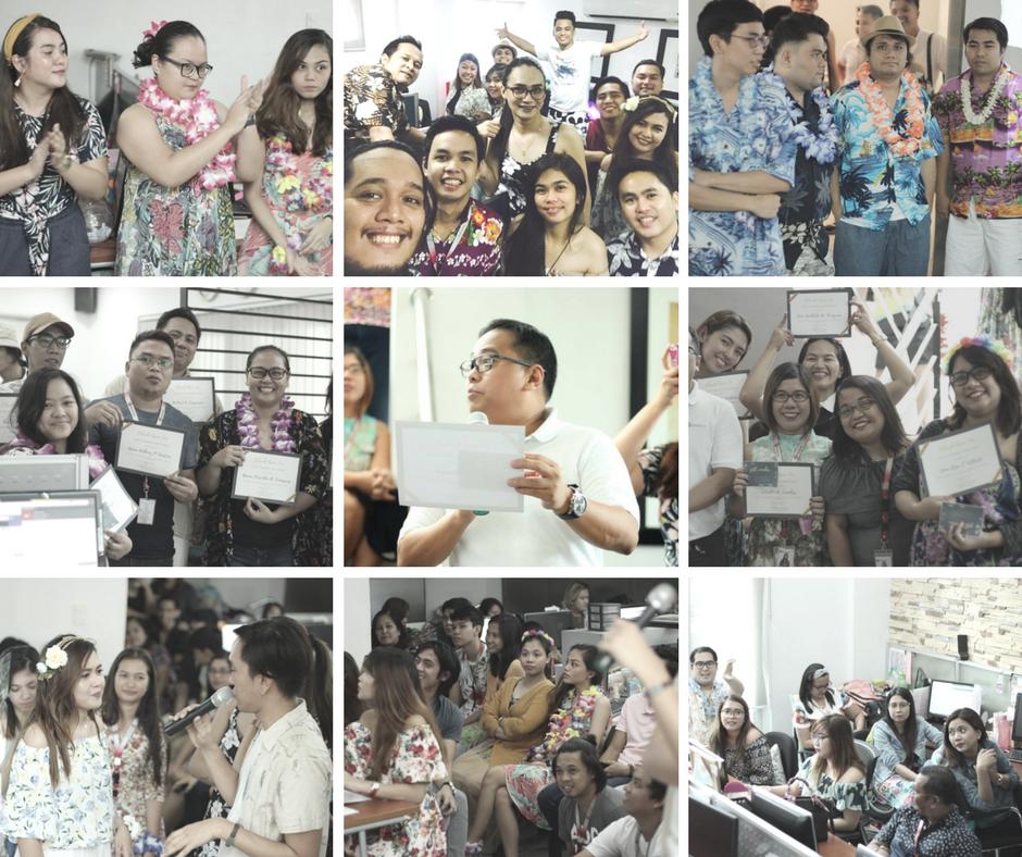 FilWeb Asia 17th Anniversary