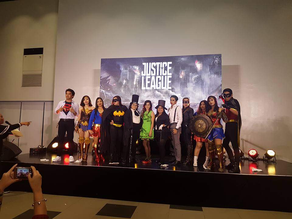 FilWeb Asia Team Justice League