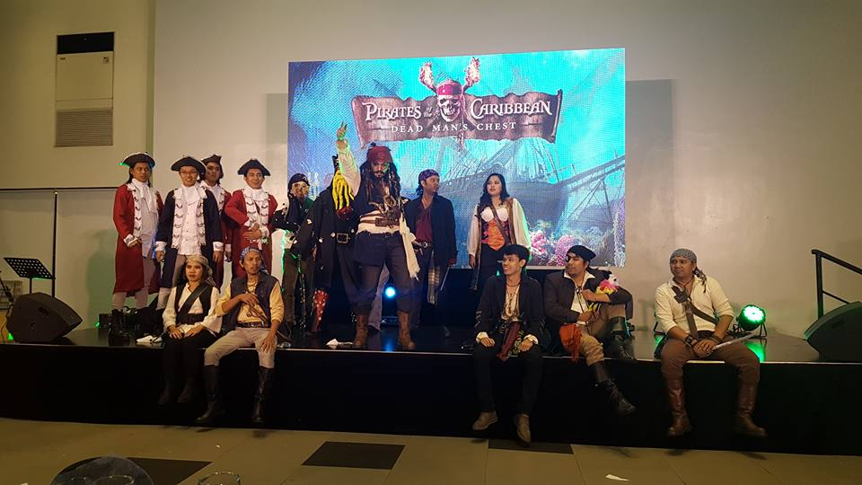 FilWeb Asia Team Pirates