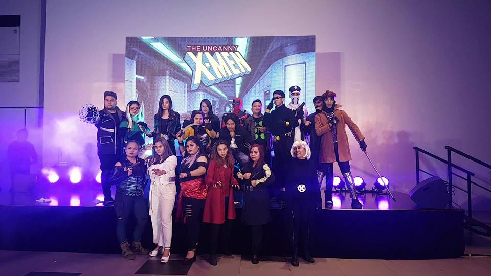 FilWeb Asia Team X-men
