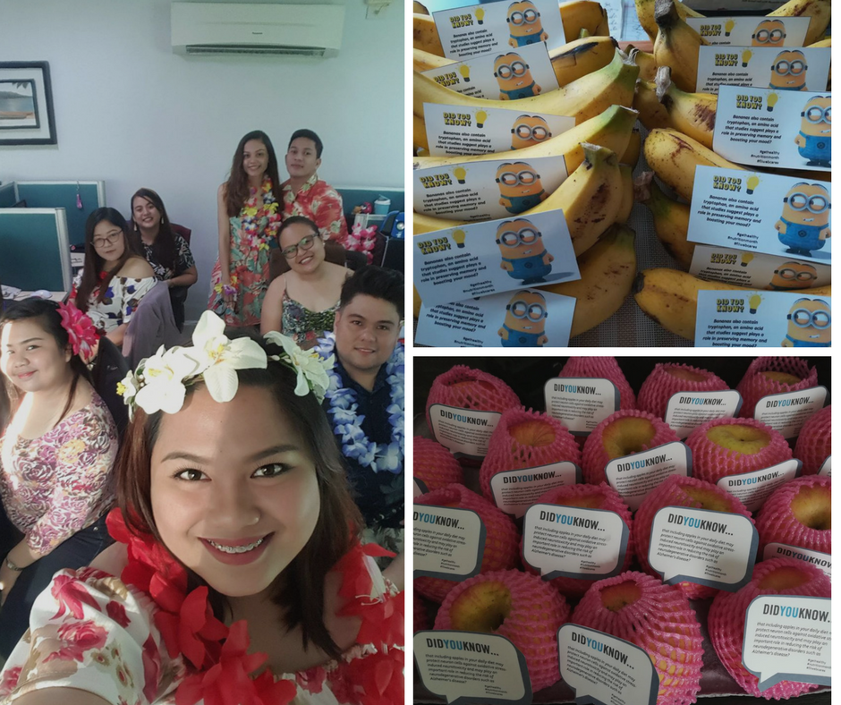 Nutrition Month in FilWeb Asia