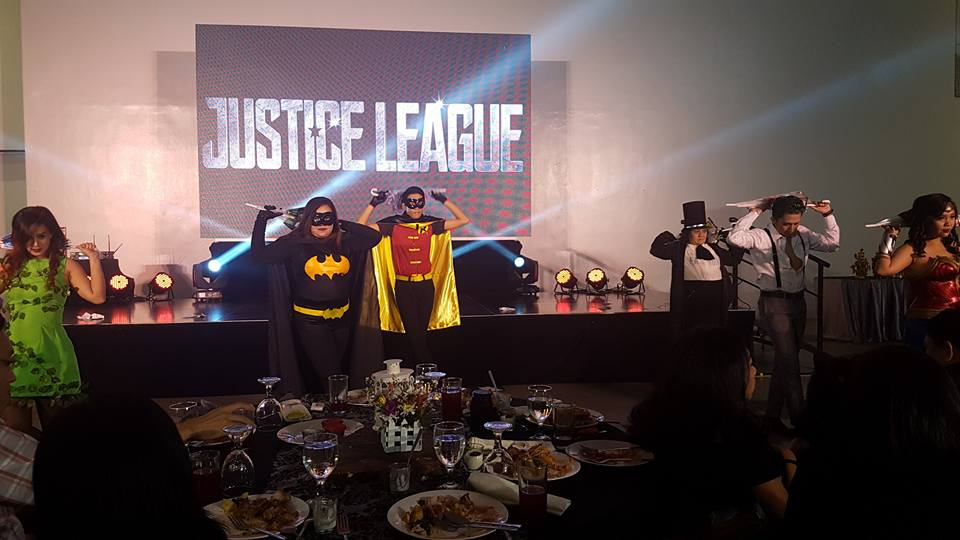 Team Justice League Peformance