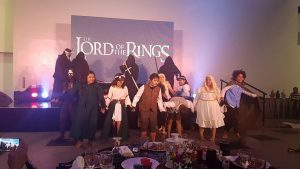 Team Lord of the Rings Performance