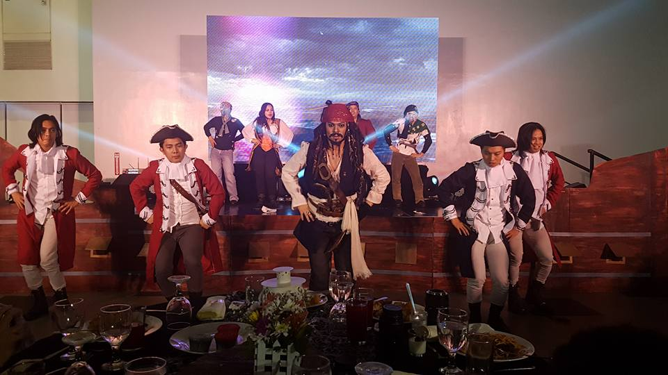 Team Pirates Performance