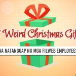 12 Hilariously Weird Christmas Gifts na Natanggap ng FilWeb Employees