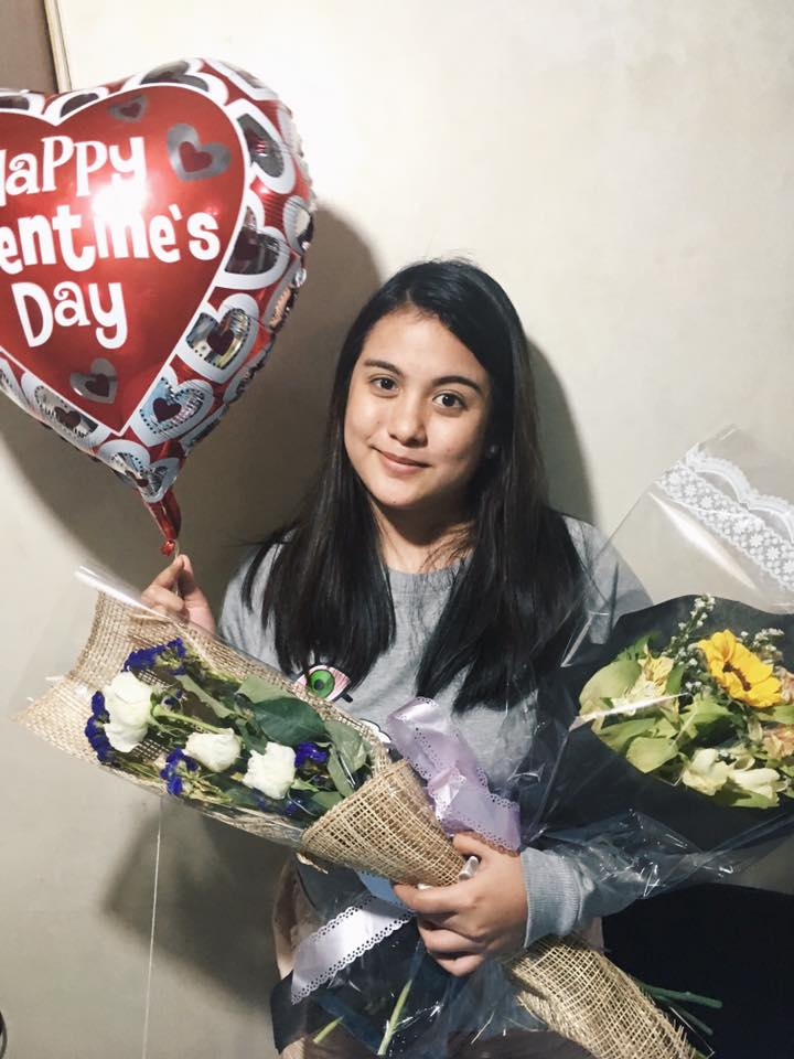 Filweb Asia Employees Share Stories of Their Unforgettable Valentine's Day - Charlene
