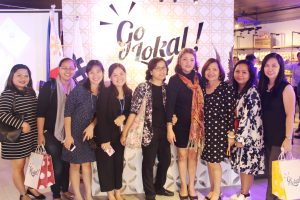 FilWeb Asia Staff with the members of DTI's Trade and Investments Promotions Group (TIPG)