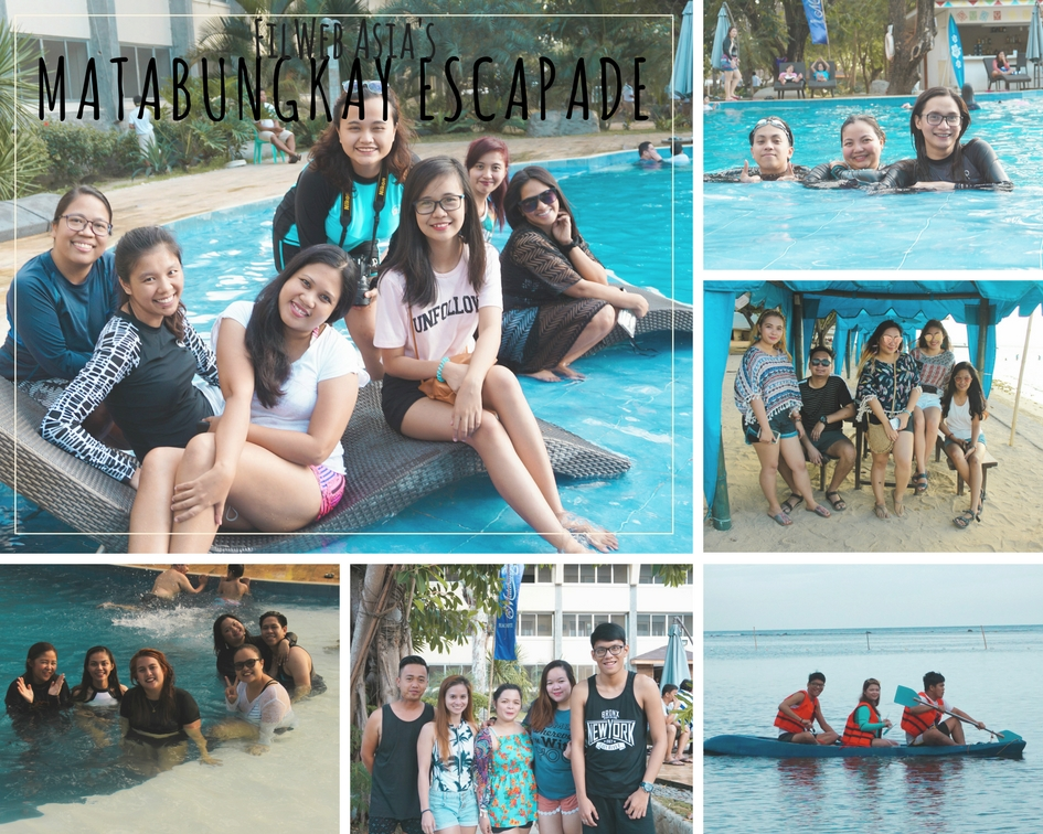 Random snaps of our FilWebers while basking under the April sun in their Matabungkay beach and hotel resort (2)