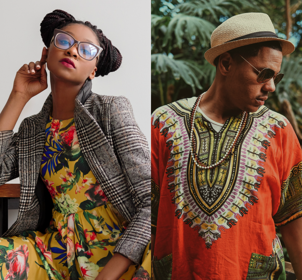 Try bold patterns for a perfect summer office OOTD