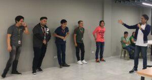 kpo anniversary debutant dance by fai male employees