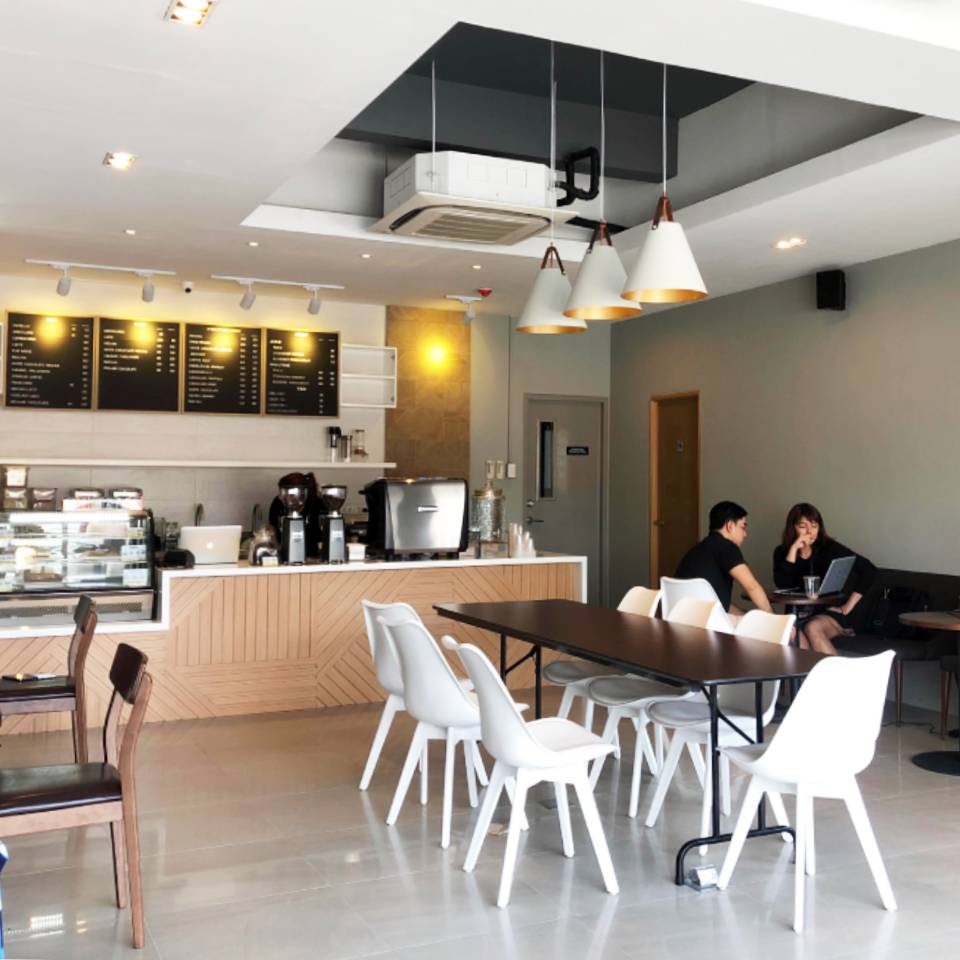 Daily Grind Coffee Shop and Coworking Café in Laguna